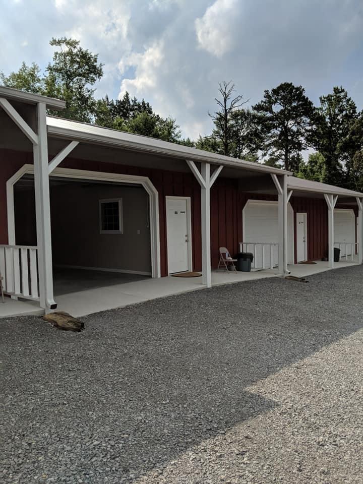 lodging garage